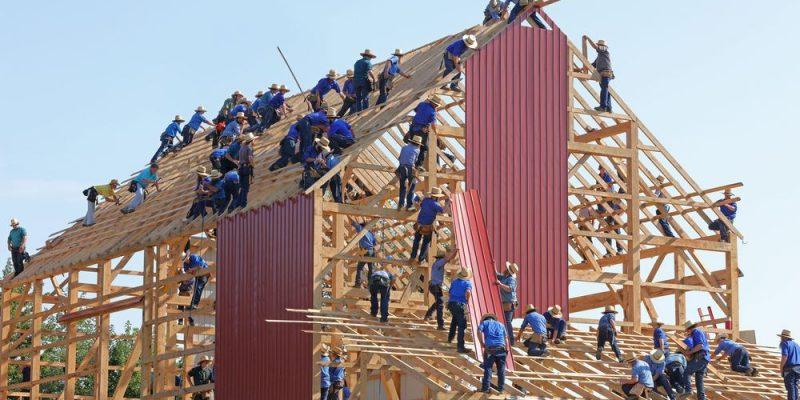 Byggföretag – hjälper till med allt