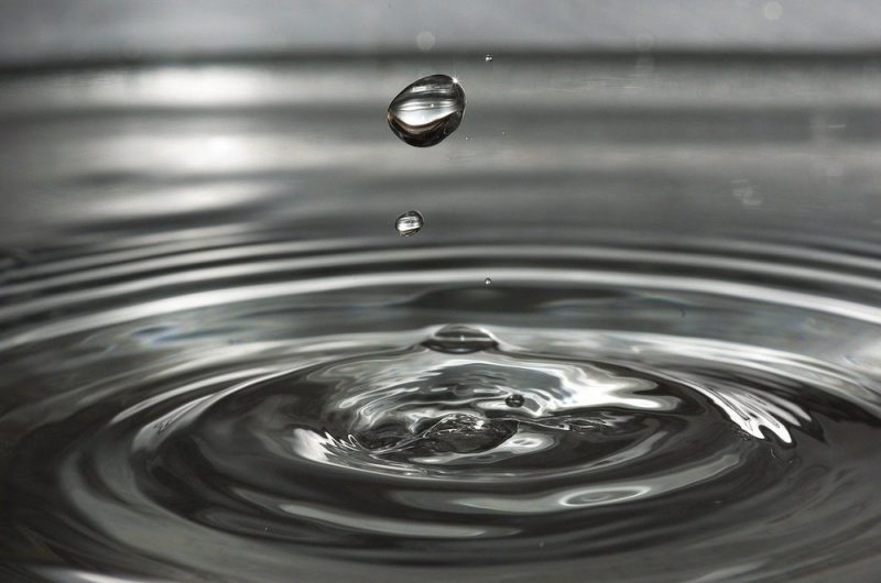 Vatten, ett måste